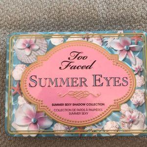 Too Faced Summer Eyes eyeshadow palette